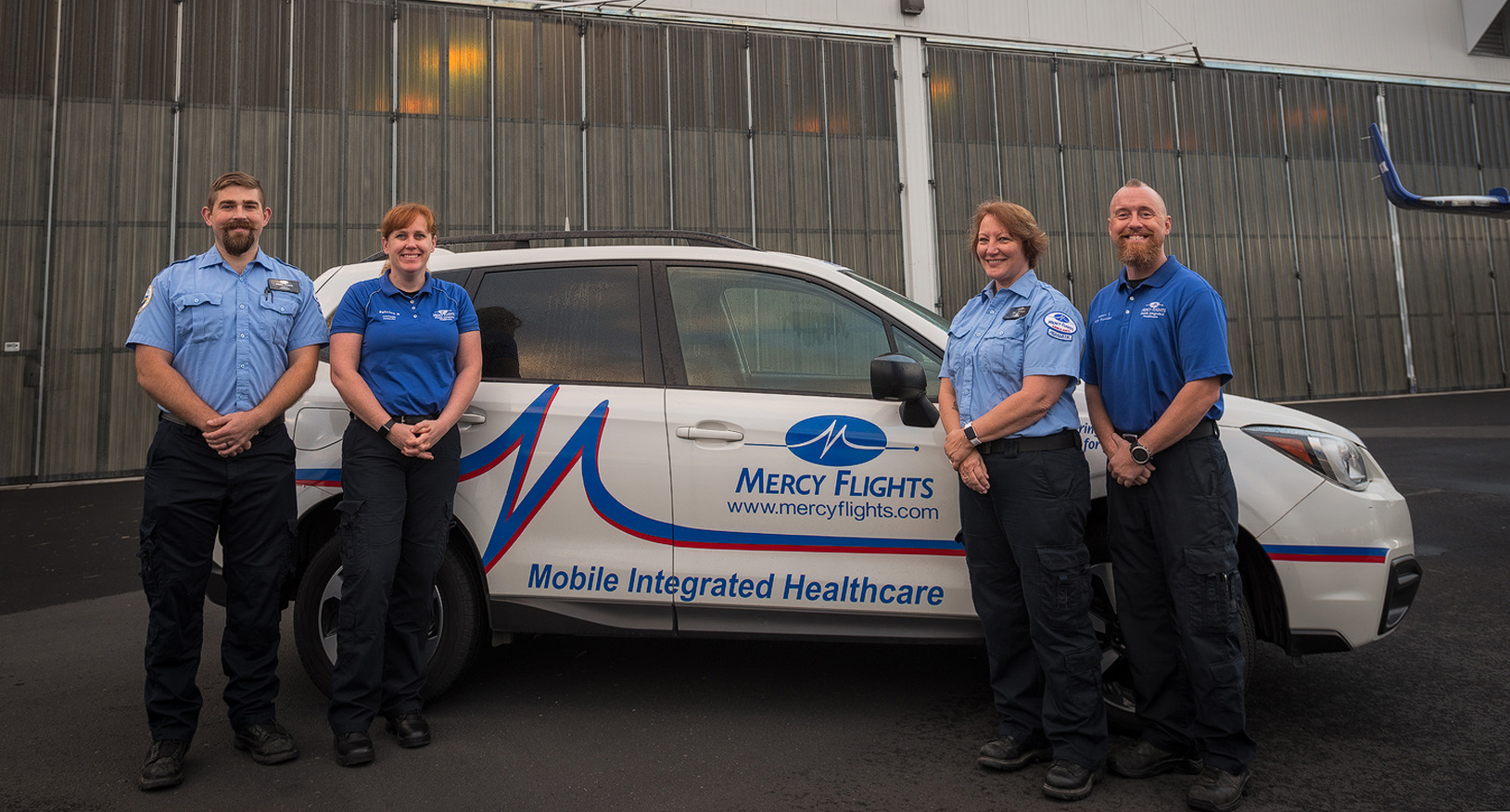 Providence Medford partners with Mercy Flights to improve health in Jackson County