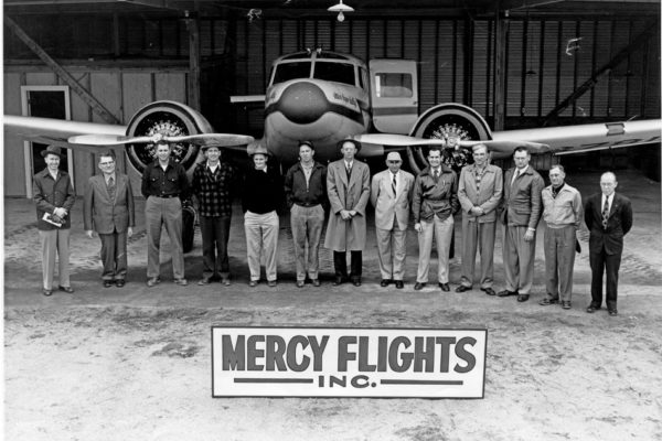 Mercy Flights group