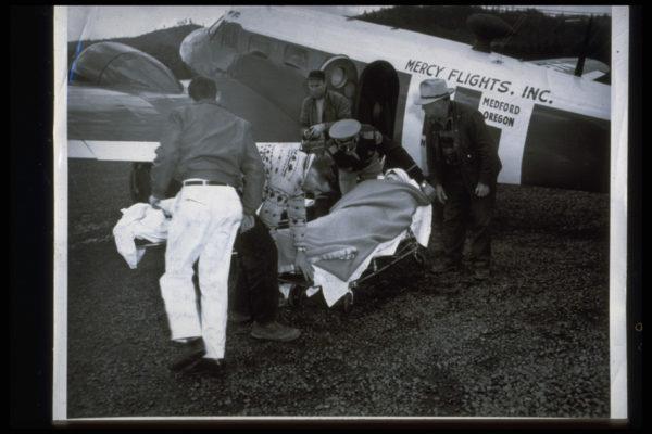 1950s Patient Transfer