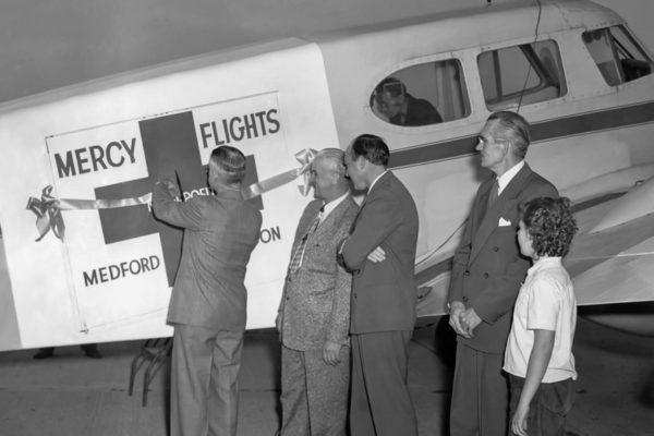 First Plane 1950