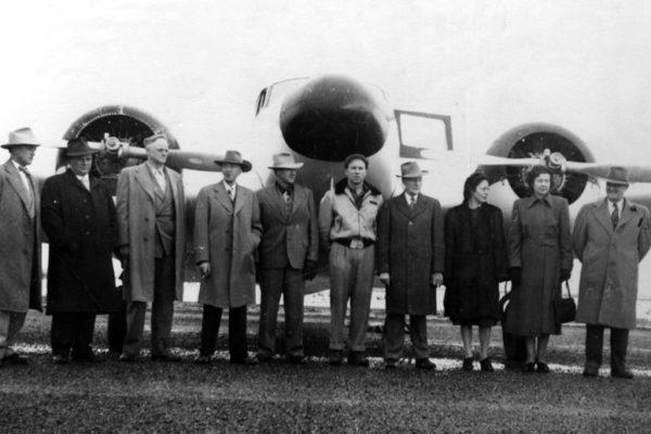 Original Board Members 1950