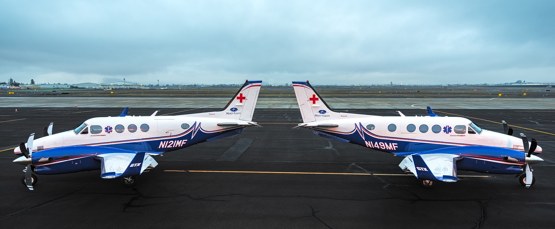 Mercy Flights Inc. expands fleet to better serve Southern Oregon & Northern California